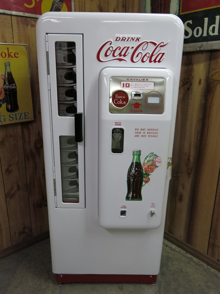 royal crown cola machine for sale