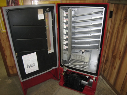 coke machine parts