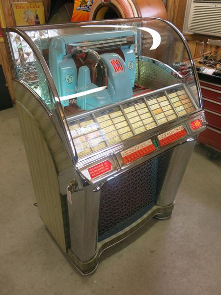 Seeburg Jukebox Value For This Seeburg g Jukebox