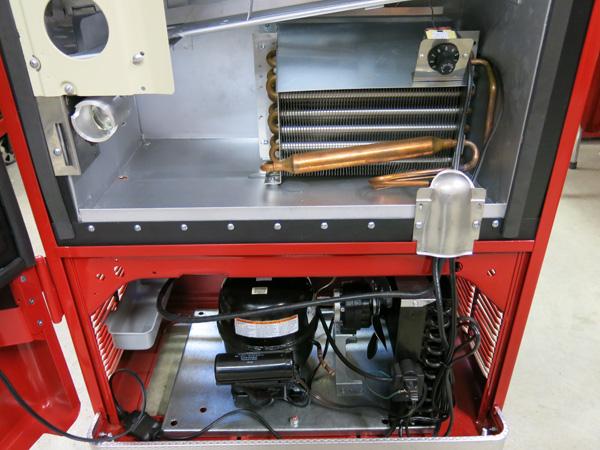 Vendo Coke Machine Restoration Vendo Coca Cola Machine