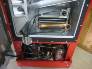 CS-96 compressor after