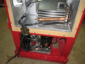 Cavalier 72 compressor after
