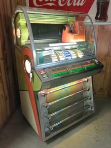 Seeburg VL Jukebox FL