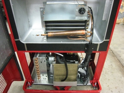 vending machine compressor repair