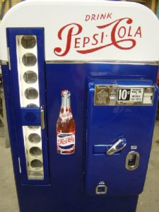 Pepsi 81 Front after