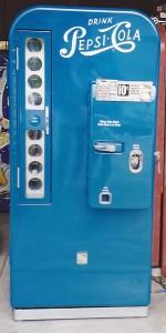 Pepsi 81 Solid Blue