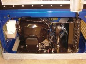 Pepsi 81 compressor after