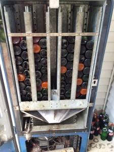 pepsi machine restoration
