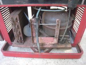 VMC 27A Compressor before