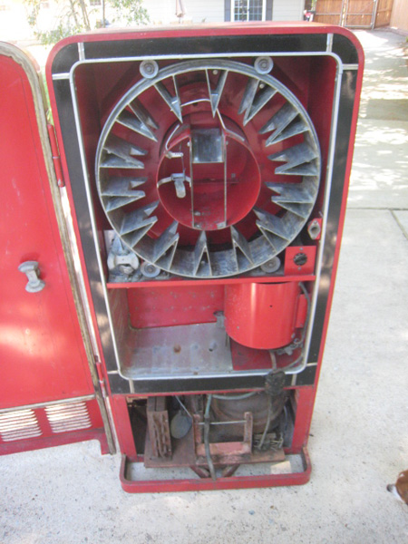 coca cola machine repair