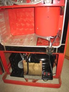 VMC 27A compressor after