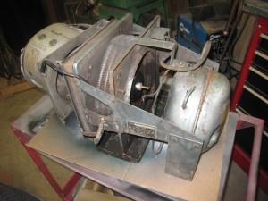 Ideal 85 Slider RC compressor before
