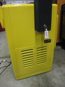 Ideal 85 Slider RC compressor cover