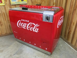 Westinghouse WE 6 Coca Cola Cooler