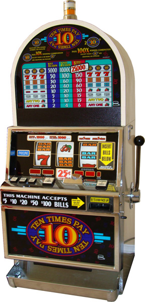 slot machine repair