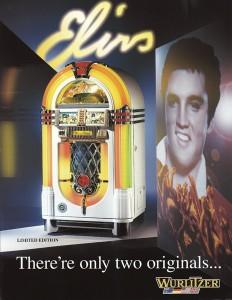 Wurlitzer Elvis