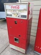 american restoration coke machine