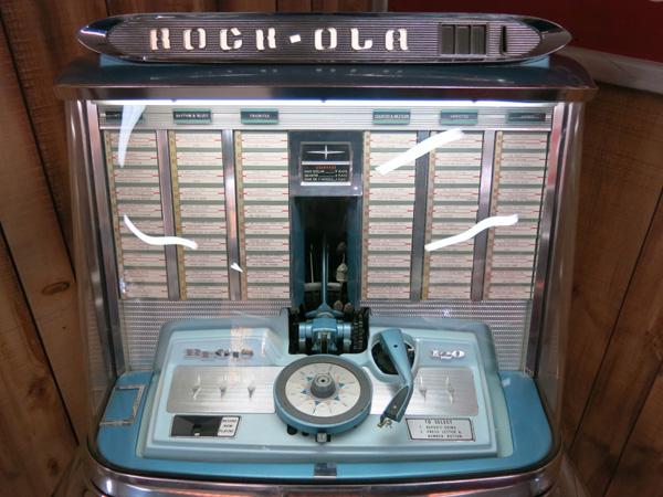 Rockola Jukebox Restoration and Repair, St Louis