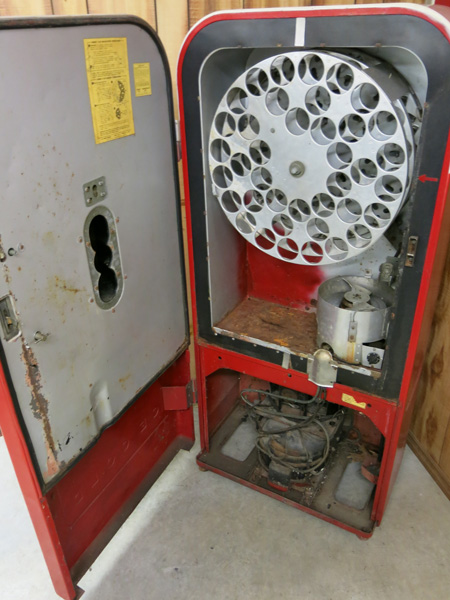 Coca Cola Machine Parts - The Best Machine